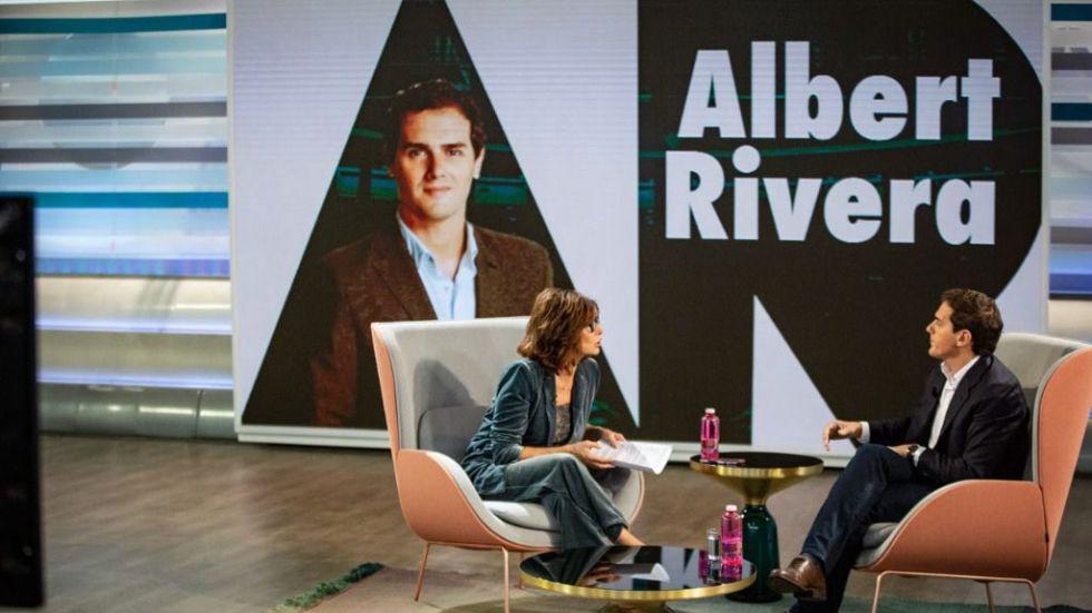 Rivera: 'Si fuera presidente telefonearía a Torra y le daría 24 horas para que frenase la violencia en Cataluña'