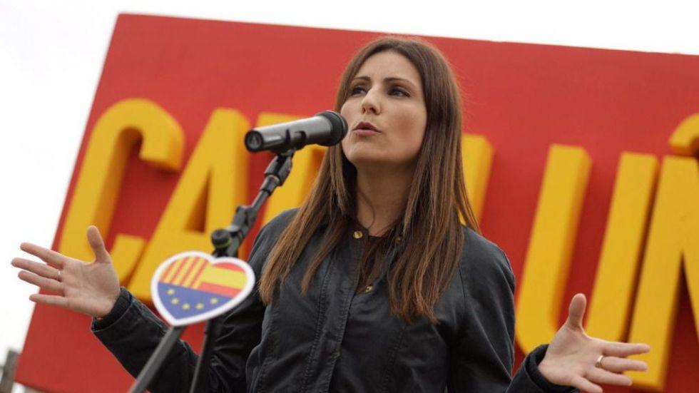 Roldán: 'No hay barricada o pedrada que pueda silenciar a la mayoría de catalanes que quieren seguir siendo catalanes, españoles y europeos'