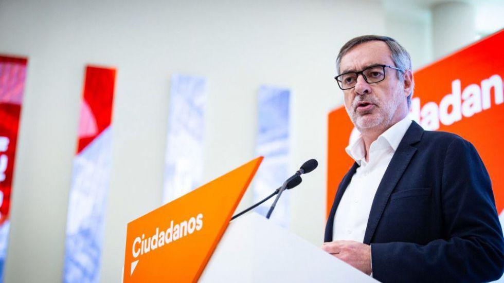 Villegas: 'Sánchez está a tiempo de rectificar y girar al centro'