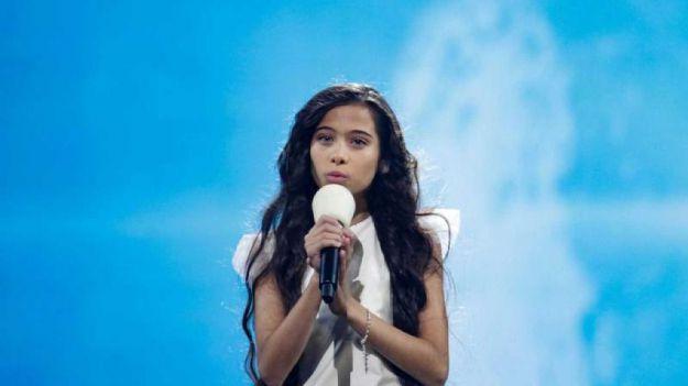 Melani conquista la tercera posición en Eurovisión Junior 2019 con 'Marte'
