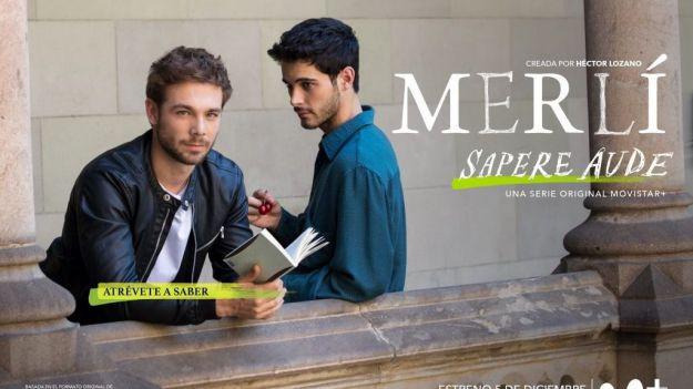El esperado estreno de 'Merlí. Sapere aude'