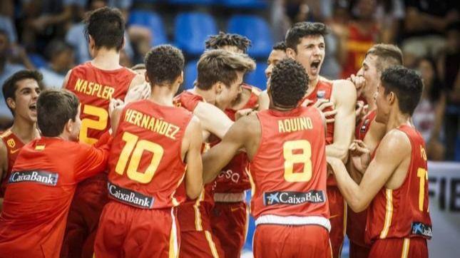 España ya tiene rivales para los Europeos de Formación 2020
