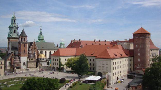 Descubriendo Cracovia (IV): Hacia la colina de Wawel