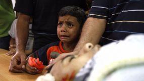 Se quintuplican los niños refugiados que vienen solos