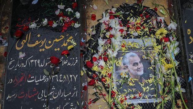 La respuesta de Irán al asesinato de Soleimani
