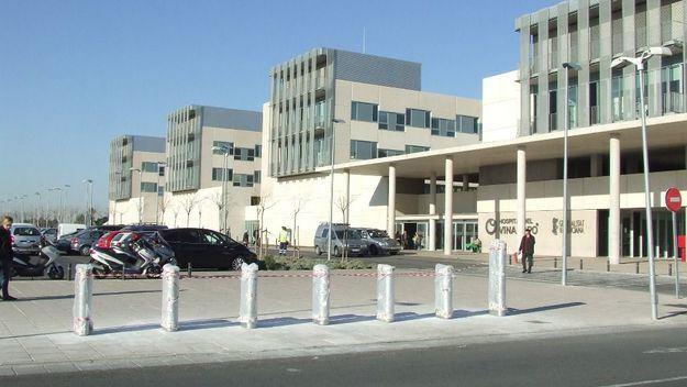 Un bebé de dos meses ingresado en Alicante tras dar positivo por cocaína