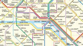 'Downtown, aventura en el metro'