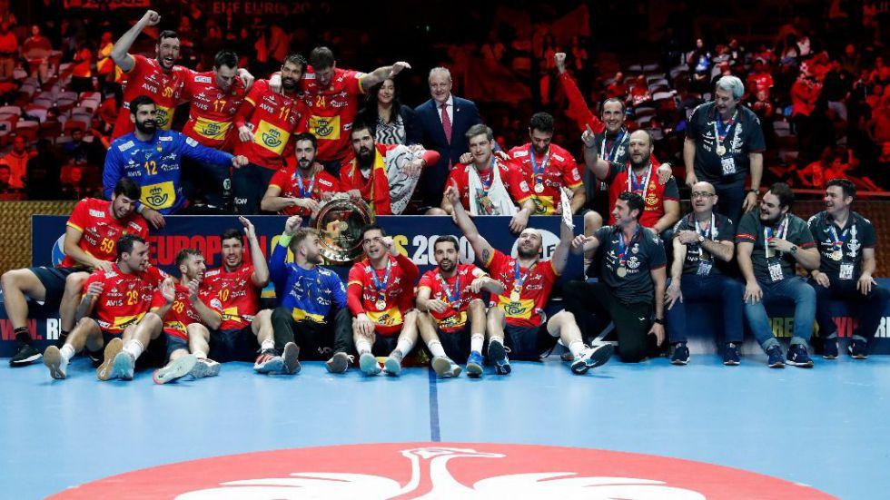 El equipo de Jordi Ribera se alza con el título del Campeonato de Europa por segunda vez consecutiva