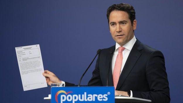 Este Gobierno 'no es Pedro Sánchez'