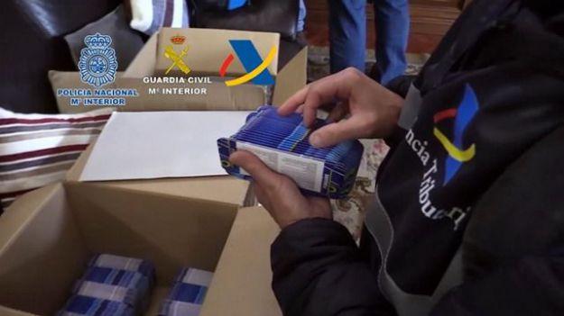 Detenidas 47 personas por la importación, manipulación y venta de medicamentos sin control sanitario