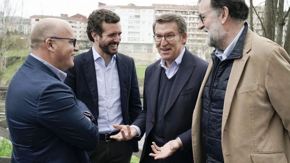Casado acusa a Sánchez de imponer 'su visión de una España desigual y de un estado asimétrico'