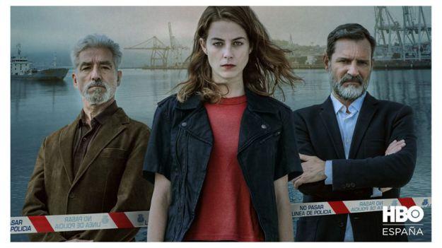 La serie hispano-portuguesa 'Auga seca' llegará a HBO España el 1 de abril