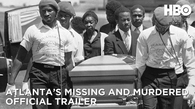 Crimen y desaparición en Atlanta: Los niños perdidos, en HBO
