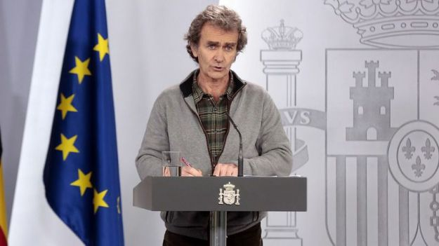 El número de muertos por coronavirus ascienda ya a 2.182 personas en España