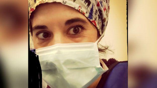 Una enfermera con coronavirus se suicida por miedo a haber contagiado a más personas