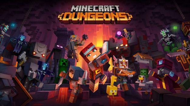 'Minecraft Dungeons' llega el 26 de mayo