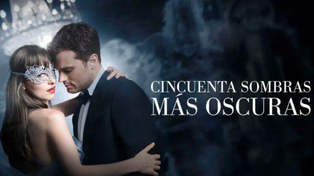 Christian Grey y Anastasia llegan a Telecinco para ayudarnos a sobrellevar la cuarentena