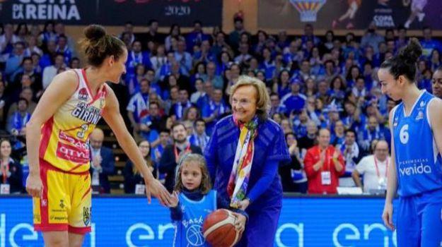 María Planas, historia viva del baloncesto femenino español