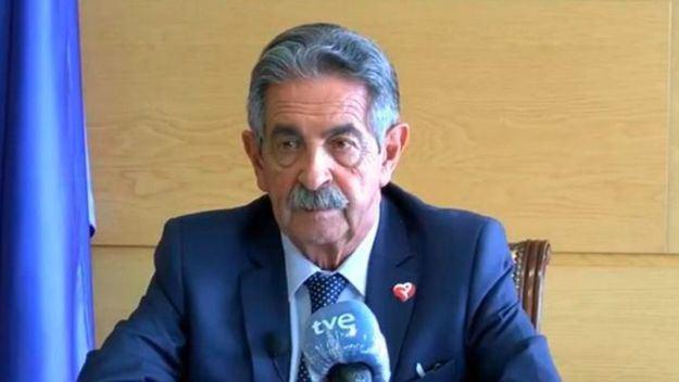 Revilla, tras hablar con Sánchez, cree que el estado de alarma se extenderá hasta el 26 de mayo