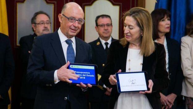 España encadena dos años sin Presupuestos y mantiene los de Montoro