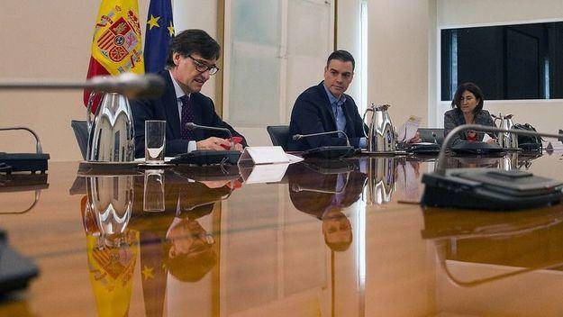 España supera los 20.000 fallecidos tras sumar 565 muertes