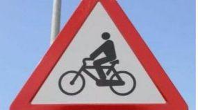 Uno de cada dos conductores no respeta a los ciclistas