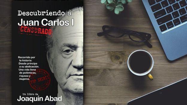 #DíaDelLibroEnCasa con 'Descubriendo a Juan Carlos I', de Joaquín Abad