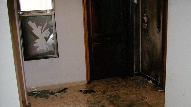 Prende fuego al domicilio de su expareja e hijo en Amposta (Tarragona)