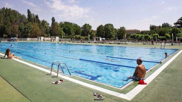 Almeida abrirá las piscinas