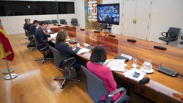 Los presidentes autonómicos molestos con Sánchez porque no les avanza