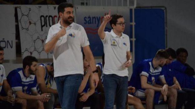 David Barrio y Fernando Merchante continuarán al frente del CB Ciudad de Ponferrada