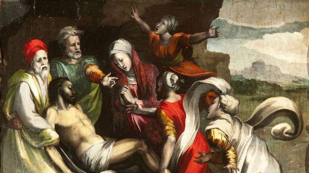 El Museo Nacional de Escultura rastrea las fuentes paganas de Alonso Berruguete