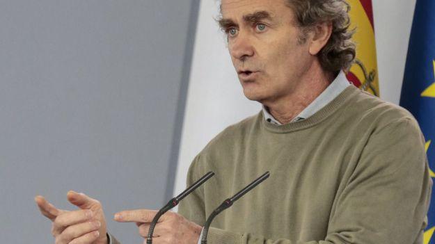 Fernando Simón sobre por qué hay más curados que contagios en Ceuta: 'Vamos a tratar de no ocultar información'