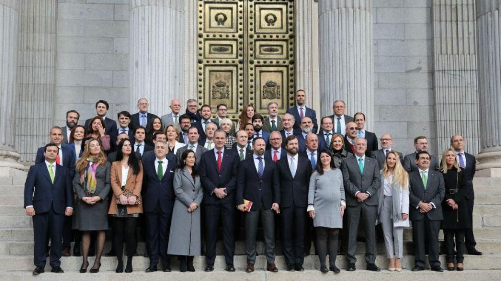 Vox: 'El Gobierno no va a poder pagar el Ingreso Mínimo Vital'