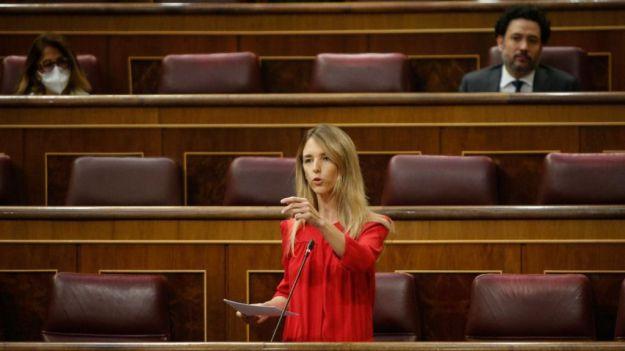 Álvarez de Toledo vuelve a enfrentarse a Calvo en el Congreso