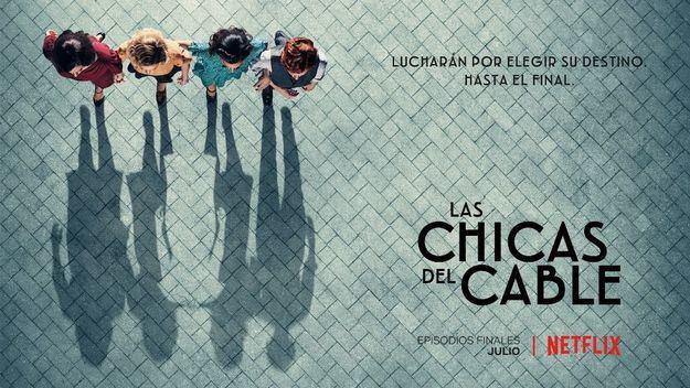 Netflix pone fin a su primera serie española