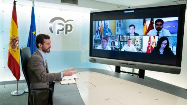 El PP rechaza la prórroga de 'alrededor de un mes' del estado de alarma