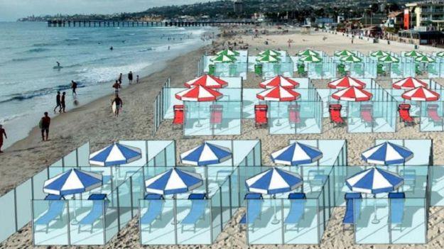 Así será la esperada 'fase 2': centros comerciales, piscinas y playas abiertas