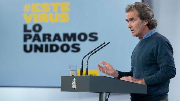 España registra mínimo de muertes y contagios por coronavirus por el 'efecto fin de semana'