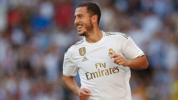 Martínez: 'Hazard puede ganar el Balón de Oro en el Madrid'