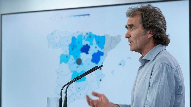 Coronavirus: Se han producido 'pequeños rebrotes' en algunas provincias
