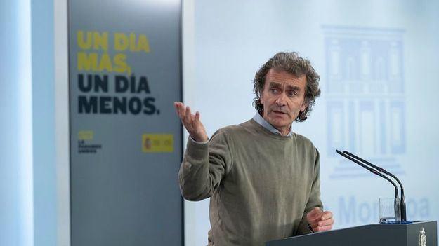 El informe de Fernando Simón que desvela que el Gobierno conocía el peligro del coronavirus meses antes de su estallido en España