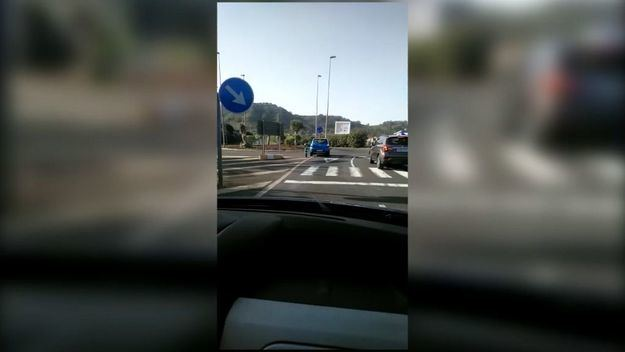 La Guardia Civil relaciona un delito de conducción temeraria con un accidente de circulación gracias a las redes sociales