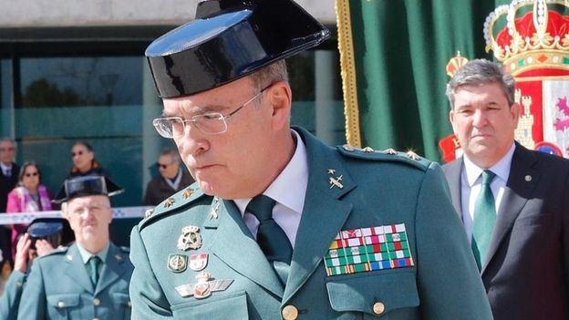 Marlaska cesa al jefe de la Guardia Civil que investigaba el 8-M