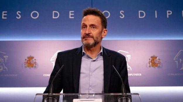 Edmundo Bal pide la dimisión de Fernando Grande-Marlaska