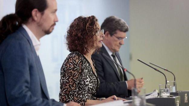 La CEOE critica que el ingreso mínimo no ha estado en el diálogo social