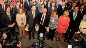Rajoy rinde homenaje a Miguel Ángel Blanco
