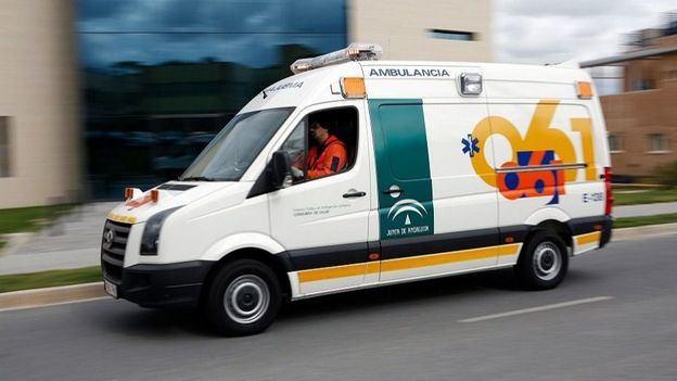 Muere un niño de solo doce años al caerle encima una viga en Alfacar (Granada)