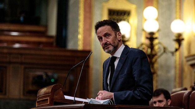 Edmundo Bal: 'Ciudadanos es el centro moderado que piensa en el bien de los españoles'