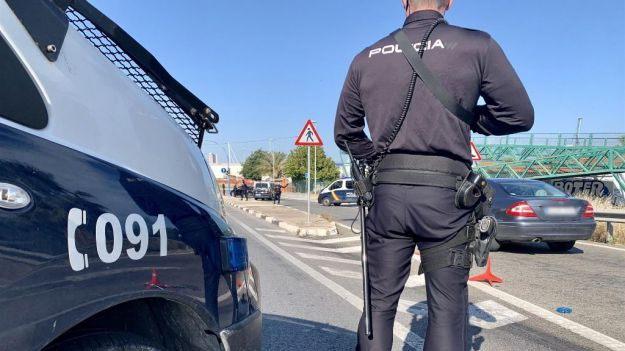 Huyó tras atropellar a un agente en Alemania y se ocultó en Santa Pola (Alicante)